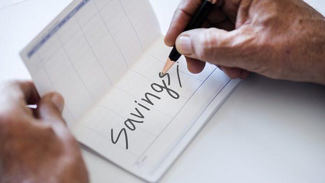 定期預金の解約